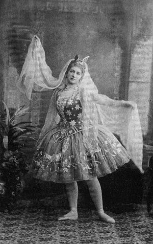 Cinderella -Fairy Godmother -Maris Anderson -1893