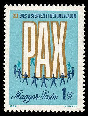 20th anniversary of Peace Movement :*Denominat...