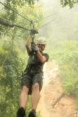 Canopy Zip Line Tour