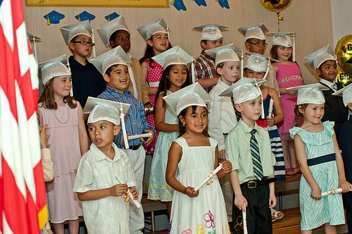 Kindergarten Graduation Ceremony 2011