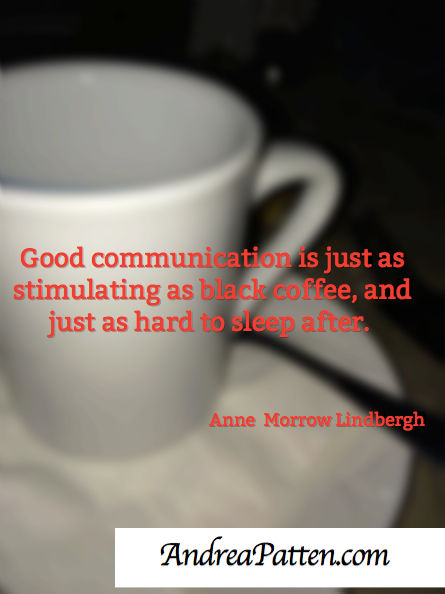 communication quote lindbergh