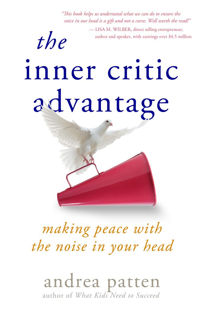 Book cover The Inner Critic Advantage