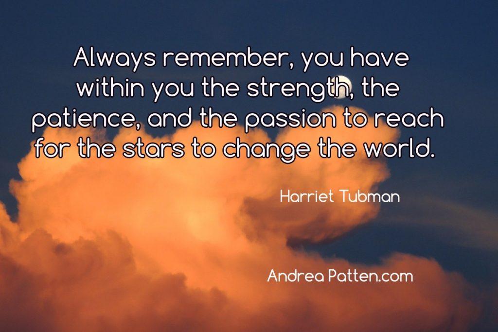 Tubman stars