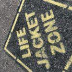 life jacket zone